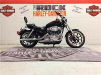 Practically Brand New! 2014 Harley Davidson Sportster 883 Low