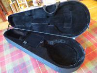Banjo Case - TKL 'Zero Gravity' Lightweight Rigid Case, with Back Strap
