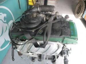 Ford Falcon BA Engine Dedicated Gas LPG