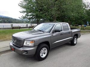2008 Dodge Dakota SXT Crew Cab