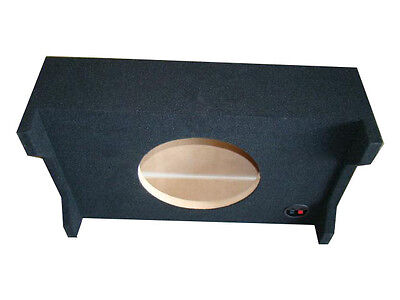 Zenclosures JL AUDIO 13TW5v2-2 13TW5v2-4 DOWN FIRE Shallow Mount Subwoofer Box - Down Fire Subwoofer