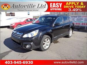 2013 Subaru Outback 3.6R w/Limited Pkg NAVI EVERYONE APPROVED