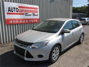 2014 Ford Focus SE --  GARANTIE 1 AN / 15 000 KMS  --