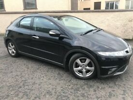 2009 HONDA CIVIC 2.2D SE I-CTDI FULL 12 MONTHS MOT FULLY SERVICED MAY PART EXCHANGE GREAT DRIVIN CAR