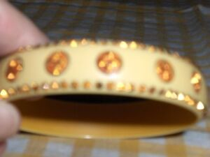 1920's Celluloid French Ivory Bangle London Ontario image 2