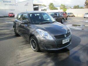 2010 Suzuki Swift RS415 Grey 4 Speed Automatic Hatchback St Marys Mitcham Area Preview