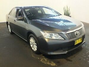 2013 Toyota Aurion GSV50R AT-X Graphite 6 Speed Automatic Sedan Clemton Park Canterbury Area Preview