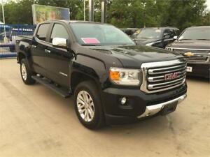2017 GMC Canyon 4WD SLT V6 (ONLY 21,000 KMS) NO ACCIDENTS