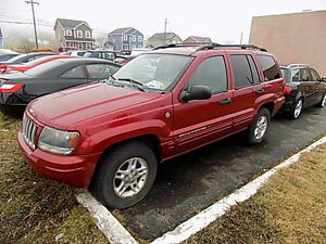 2004 Jeep Grand Cherokee's (2) $ 2,400.00 BOTH Call 743-2551