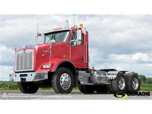 2005 KENWORTH T800 DAY CAB À VENDRE / DAY CAB FOR SALE