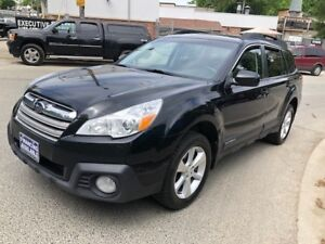 2014 Subaru Outback 3.6R w/Limited Pkg One Owner Accident Free 