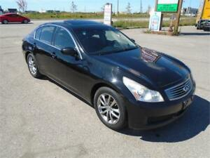 2007 INFINITI G35 Sedan Luxury - ALL WHEEL DRIVE
