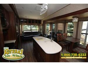 New 2017 Forest River Wildcat 323 MK 5th Wheel Windsor Region Ontario image 15