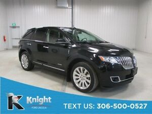 2013 Lincoln MKX LTD Navigation, Moon Roof