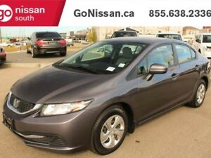 2015 Honda Civic LX - HEATED SEATS, BACK UP CAMERA GREAT SHAPE!!
