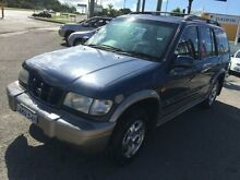 2001 Kia Sportage MY01 (4x4) Blue 5 Speed Manual 4x4 Wagon Jewells Lake Macquarie Area Preview