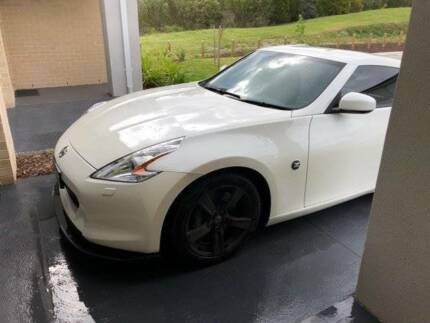 Supercharged 370z Berwick Casey Area Preview