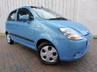 Chevrolet Matiz 1.0 SE ....Genuine 37,000 Miles Only...8 Stamps in Service Book...Fabulous Small Car