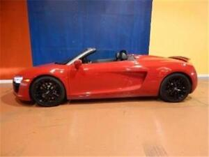 2015 Audi R8 ONLY 9,979 MILES!