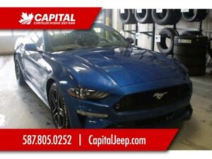 2018 Ford Mustang EcoBoost | Remote Start | Rear Park Sensors |