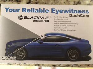 Blackvue Dashcam - NEW