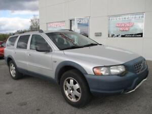 2004 Volvo XC70 CROSS COUNTRY, AWD,CUIR,TOIT,MAGS