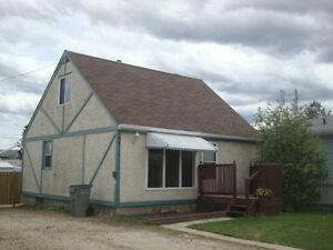 Whitecourt Home Available NOW