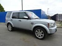 2010 Land Rover Discovery 4 3.0 SD V6 GS 5dr