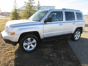 2014 Jeep Patriot 4x4 North Edition