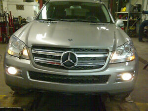 2008 Mercedes-Benz GL-Class GL320 CDI SUV, Crossover