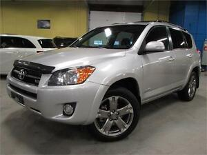 2009 Toyota RAV4 Sport V6 / ALLOYS/ POWER ROOF