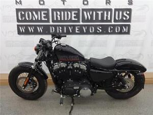 2015 Harley Davidson XL1200X - V1590 -**No Payments For 1 Year
