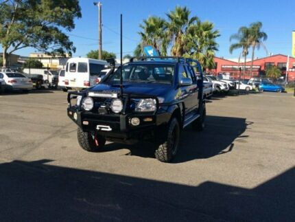TOYOTA HILUX  SR5 2009 BLUE  DIESEL TURBO 3.0DT 5SPEED 4X4  6  MONTHS REGO 3 YEARS  WARRANTY AUTO WI Lansvale Liverpool Area Preview