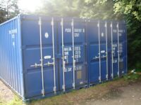 SHIPPING CONTAINER STORAGE LONG or SHORT TERM 24 HOUR ACCESS