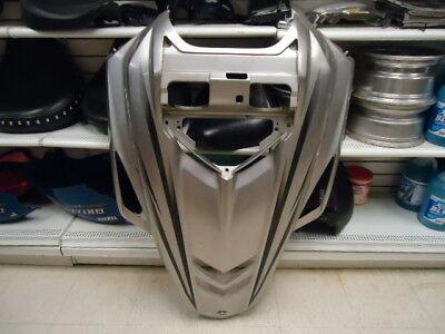 Genuine Yamaha Snowmobile Shroud/Hood (Silver)