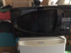 Black Danby Microwave