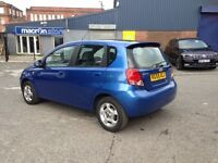 2005 CHEVROLET KALOS 1.4 - 5 DOOR HATCH - *NEW M.O.T*