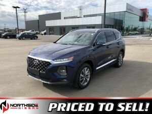 2019 Hyundai Santa Fe AWD ESSENTIAL Accident Free,  Heated Seats