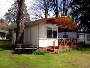 Holiday Cabin (on-site) Daylesford/Hepburn Springs Vic Daylesford Hepburn Area Preview