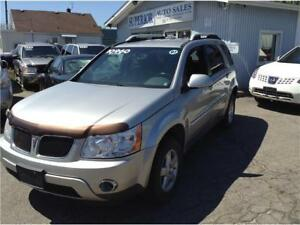 2007 Pontiac Torrent Fully Certified! Car proof verified!