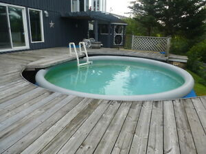 For Sale: 2014 Self-Levelling Pool