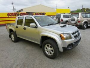 2010 Holden Colorado RC LX 4WD Silver 4 Speed Automatic Dual Cab Reynella Morphett Vale Area Preview