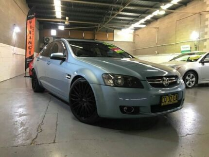2008 Holden Berlina VE Auto Kings Park Blacktown Area Preview