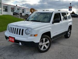 * 2016 Jeep Patriot - Fully Loaded *