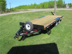 20' SINKUT RIVER DECK-OVER 14,000 LB