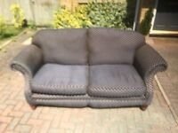 Blue sofa in very good condition