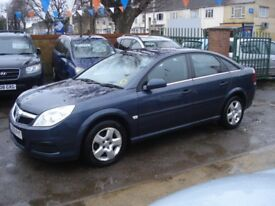 Vauxhall VECTRA 1.9 CDTi 16v Exclusiv 5dr, 2006 model, Long MOT, Diesel Auto