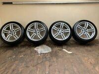 Genuine BMW M Sport 19 Inch Alloys Alloy Wheels