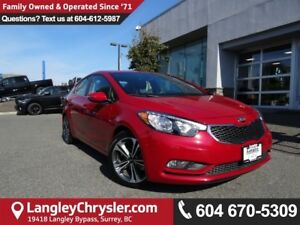 2015 Kia Forte 2.0L EX *ACCIDENT FREE*ONE OWNER* BC CAR*
