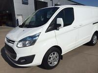 Ford Transit Custom 2.2TDCi ( 125PS ) 2013.5MY 290 L2H1 Limited, low miles